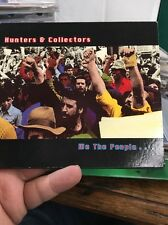 HUNTERS & COLLECTORS WE THE PEOPLE 2 TRACK OZ DIGIIPAK CD - NEAR MINT - LN