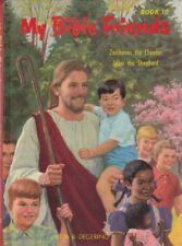 B0013Bp5Bo My Bible Friends Book: Zacchaeus the Cheater; Jabel the Shepherd (Bo