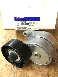 ACDELCO 38201 BELT TENSIONER ASSEMBLY FOR BMW 320I 323CI 323I 325CI 325XI 330CI