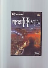 IMPERIUM GALACTICA II 2: ALLIANCES - STRATEGY PC GAME - FAST POST - COMPLETE