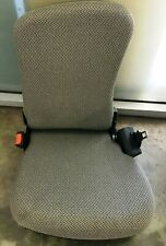 CNH Instructor / Passenger Seat with Seat Belt Part# 710036094