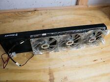 Koolance 480mm Radiator with 3 Xigmatek PLA12025S12L-4 120mm Fans