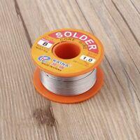 1mm Rosin Core Solder 63/37 Tin Lead Line Flux Welding Iron Wire Reel MT