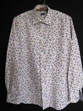 paul smith floral shirt. 16 1/2 collar. liberty cotton