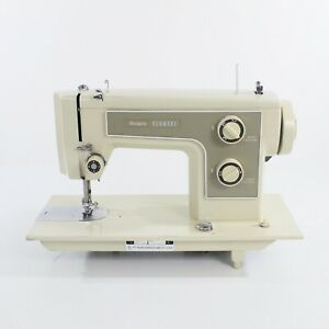 Vintage Sears Kenmore Model 158 12470 Portable Sewing Machine Parts or Repair