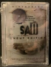 Saw (Uncut Edition) Widescreen Brand New Sealed