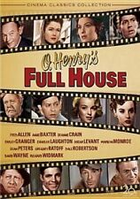 O Henry's Full House 0024543381778 With Dale Robertson DVD Region 1