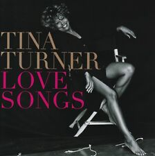 TINA TURNER - LOVE SONGS CD ~ R&B POP COLLECTION *NEW*