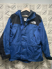 Vintage original 90's The North Face mountain parka M Gore Tex