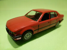 GAMA 1107 BMW 735i - E35 - RED 1:43 - EXCELLENT CONDITION