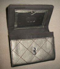 Women Relic Brand Credit Card Wallet CHANGE Purse pewter Color