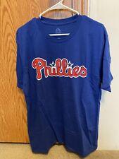 New listing Philadelphia Phillies Bryce Harper Shirt L Men Majestic MLB NWOT