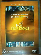 The Far Horizons - DVD - Charlton Heston/Fred MacMurray