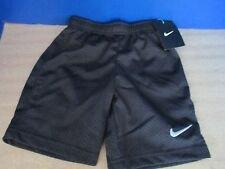 Nike~Navy Blue Mesh ATHLETIC SOCCER SHORTS~Boys Size 4~NWT