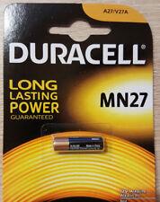 Duracell 27 A MN27 – Akku Zelle-sicherheit