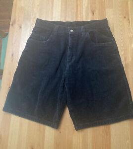 Vtg 90's BILLABONG Corduroy Shorts Size 34