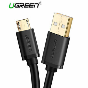 2M Ugreen Micro USB FAST Charger Data Cable For Samsung S7 S6 edge LG HTC Huawei
