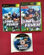 NFL Fever 2003 - XBOX  - USADO - MUY BUEN ESTADO