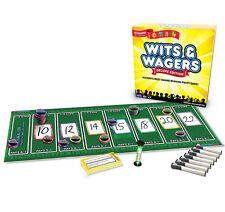 Wits & Wagers Deluxe Edition Family Party Game North Star Games NSG 110 Betting