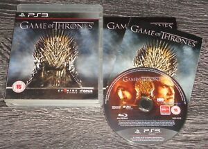 GAME OF THRONES Sony Playstation 3 Game VGC