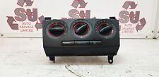 Mazda 3 4 Door Saloon 2003-2009 Heater Blower Climate Control Panel Switch C4112