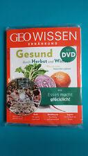 Geo Wissen Ernährung mit DVD!! Herbst und Winter Nr.4 2017 ungelesen 1A abs. TOP