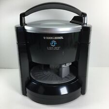 Black & Decker Lids Off Automatic Jar Opener Black Jw200 With Manual Tested