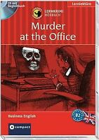 Murder in the Office / Mord im Office. Compact Lernkrimi...   Buch   Zustand gut
