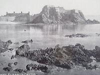 Vintage Postcards- Jersey: Elizabeth Castle (242)
