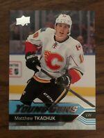 2016-17 Upper Deck Matthew Tkachuk Young Guns #231 RC Rookie
