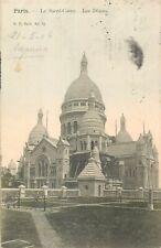 75 PARIS les domes du sacre coeur