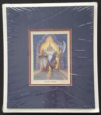 "Randal Spangler ""Royal Guard"" Art Print Signed, Matted, Numbered - NEW/SEALED"