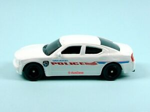 MATCHBOX / Dodge Charger (White) / No packaging.