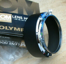 boxed OM olympus genuine 51mm push fit clamp on lens shade hood 50mm 1.4 1.8