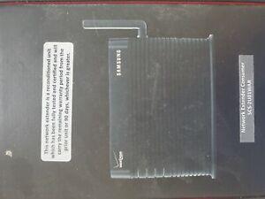 Samsung SCS-2U01 ~ Verizon 4G LTE Network Extender w/ GPS Antenna ~ Complete