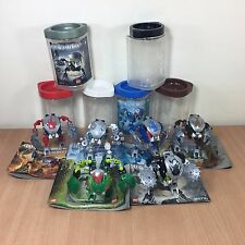 Lego Bionicle 8573-78 Set of Six BOHROK-KAL Boxed Complete With Instructions