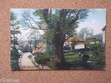 R&L Postcard: Old Barry Village, Glamorgan, Wales
