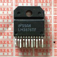 LM3886T LM3886T//NOPB TO-220-11 4PCS Audio Power Amplifier IC NSC HZIP-11