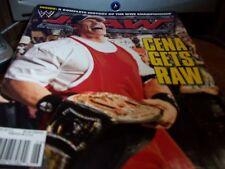 WWE Raw Magazine July 2005 John Cena