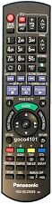 N2QAYB000781 GENUINE ORIGINAL PANASONIC REMOTE CONTROL DMR-HW220 DMR-HW220GN NEW
