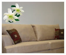 Lily Flower - Wall Decal - Deco Art Sticker Mural