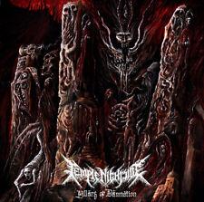 Temple Nightside – Pillars Of Damnation  (CD)