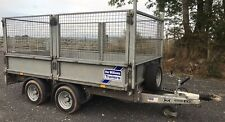More details for ifor williams 2016 , 10ft twin axel caged trailer
