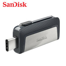 SanDisk 64GB OTG Type-C Ultra Dual USB 3.1Flash Pen thumb Drive SDDDC2 150MB/s