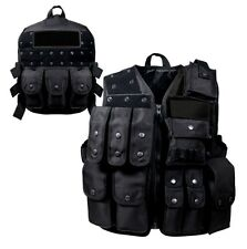 VEST Tactical Raid Rothco survival emergency disaster black prepper GIFT 6785