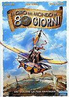 IL GIRO DEL MONDO IN 80 GIORNI (2004) di Frank Coraci - DVD EX NOLEGGIO - EAGLE