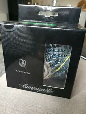 Campagnolo Veloce 12-29 10 Speed Cassette And Locking Ring BNIB