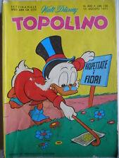 Topolino n°820 [G.276] - DISCRETO -