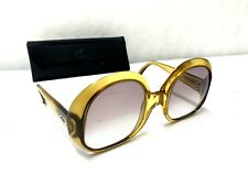 Christian Dior C03 Brown Gradient Round Germany Sunglasses #7874