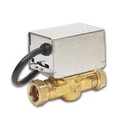 Honeywell 22mm 2 Port Motorised Zone Valve w/ Removable Actuator V4043 & 272848